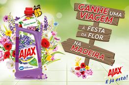 Ganhe uma viagem à Festa da Flor na Madeira