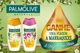 Palmolive Naturals Oils. Ganhe uma Viagem a Marraquexe