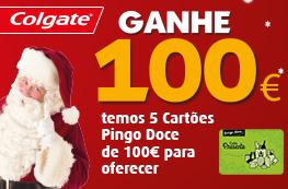 Ganhe 5 Cartões Pingo Doce de 100€