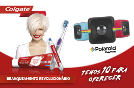Guarda o teu sorriso com uma câmara Cube da Polaroid