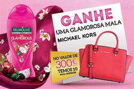 #PALMOLIVE– GANHE UMA GLAMOROSA MALA MICHAEL KORS