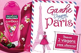Ganhe Viagens a Paris com Palmolive Aroma Sensations