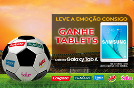 Ganhe Tablets Samsung