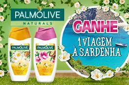 Palmolive Naturals Oils- Ganhe uma Viagem à Sardenha