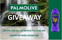 Palmolive - Ganhe um Gel de Banho Palmolive