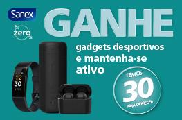 Sanex - Ganhe Gadgets desportivos e mantenha-se ativo