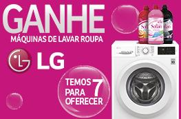 Soflan - Ganhe Máquinas de Lavar a Roupa LG