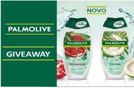 Palmolive - Ganhe 50 Géis de Banho Naturals Vegan