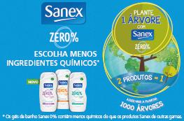 Sanex ZERO% - Ajude-nos a reflorestar Portugal