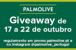 Giveaway Palmolive - Lavagem das mãos
