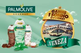 Palmolive Gourmet Viagem de Sonho a Veneza