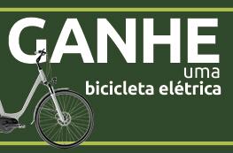 Ganhe uma bicicleta elétrica