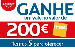 Ganhe Vales de 200€ FNAC