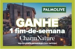 Ganhe 1 fim-de-semana na Natureza com Palmolive