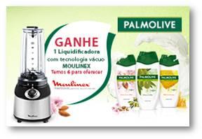Ganhe 1 Liquidificadora Moulinex