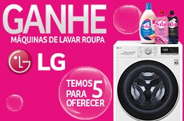 Soflan - Ganhe Máquinas de Lavar Roupa LG