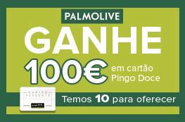 Ganhe 100€ em Cartão Pingo Doce