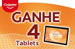 Ganhe 4 Tablets