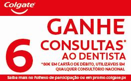Ganhe Consultas ao Dentista (em cartão de débito Visa)