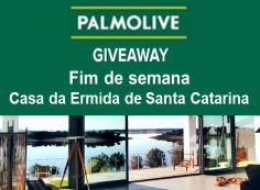 Palmolive - Ganhe um Fim de Semana